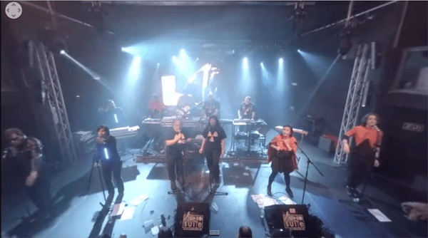 Video 360: Supergrupo (En directo) @ Ochoymedio Club 22.05.15 – 'Rosenheim'