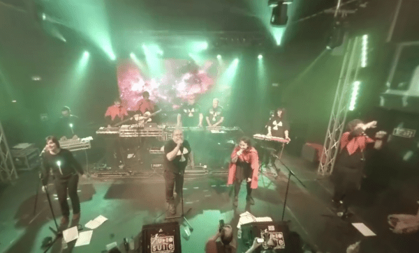 Video 360: Supergrupo (En directo) @ Ochoymedio Club 22.05.15 – 'Todo por Placer'