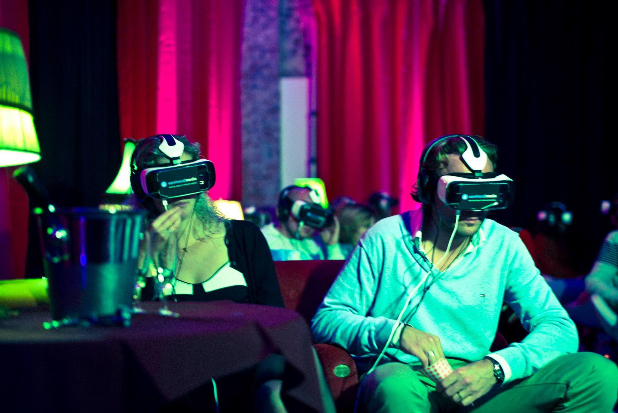El primer cine de Realidad Virtual