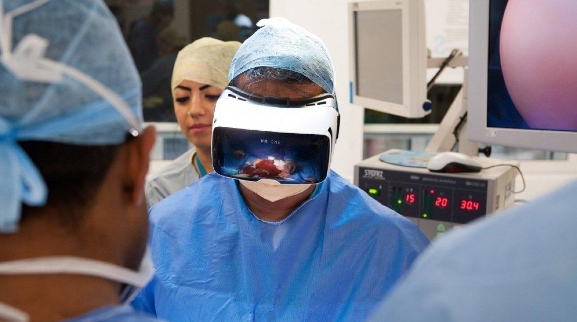 Novedades 360º Abril'16: Las nuevas gafasRV de Huawei y la primera retransmisión médica en directo en 360º