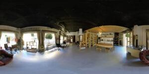 Foto 360º interior Perruquería Botons - Palma de Mallorca - Spain