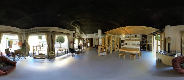 Fotos 360º para Google Street View: Perruquería Botons