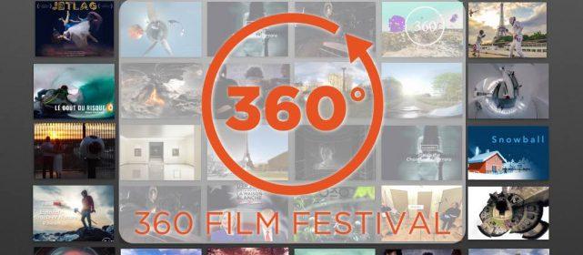 ÁNIMA seleccionada por primera vez en un Festival Internacional de Vídeos 360º