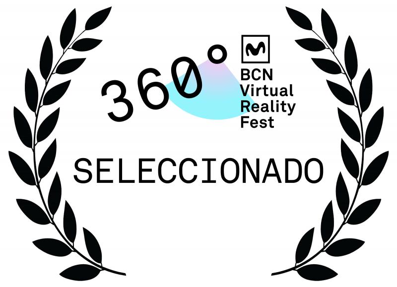 Daniel Dou, creador de ÁNIMA, estará presente en los dos pases del corto en el Movistar BCN 360 Virtual Reality Fest