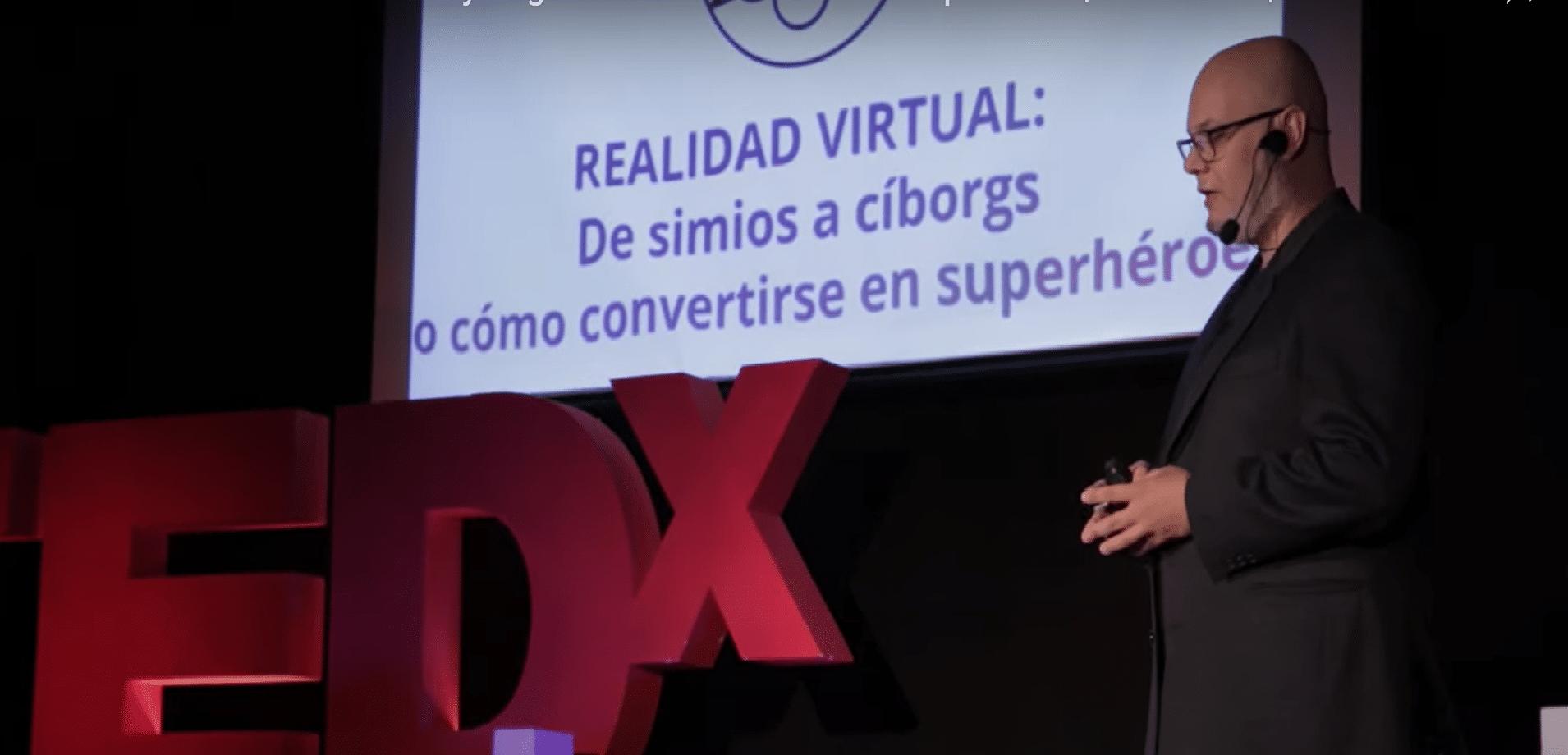 #TEDxTalks, Daniel Dou y los superpoderes de la Realidad Virtual